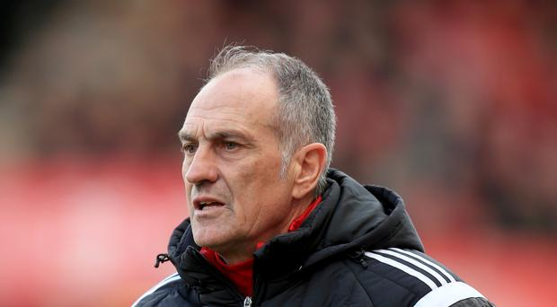 Francesco Guidolin, pictured, says he is determined to keep Gylfi Sigurdsson at Swansea