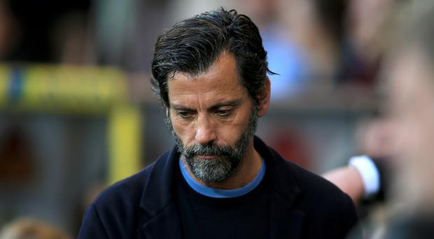 Quique Sanchez Flores is leaving Watford