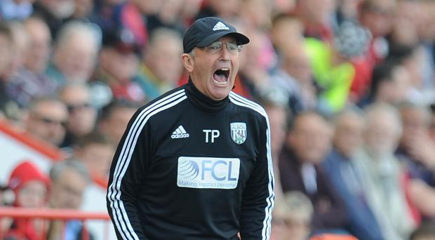 West Brom boss Tony Pulis took over at The Hawthorns in January 2015.