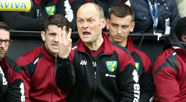 Alex Neil has been sacked by Norwich
