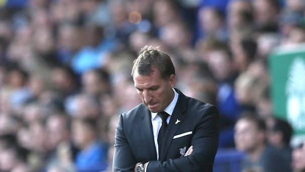 Brendan Rodgers was the first Premier League managerial casualty in the 2015-16 season.