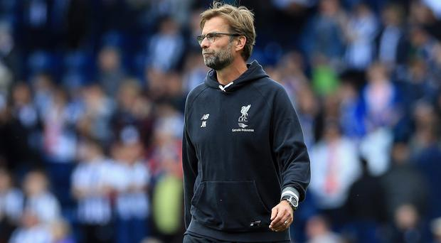 Jurgen Klopp's Liverpool topped the Match of the Day running order six times in 16 appearances