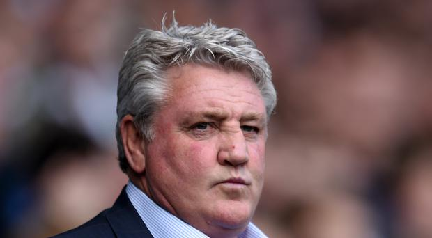 Hull manager Steve Bruce is yet to focus on his future