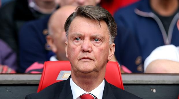Manchester United manager Louis van Gaal has presided over the club's least prolific Barclays Premier League season