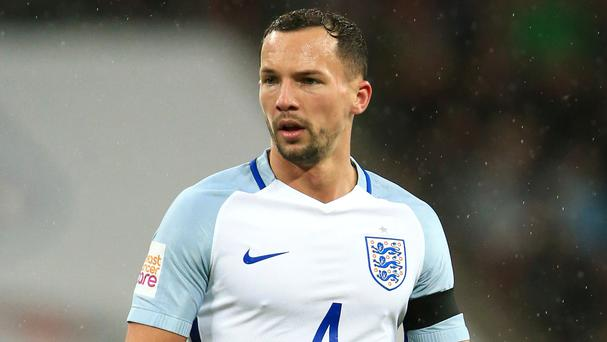 Danny Drinkwater was named in England's 26-man provisional squad on Monday