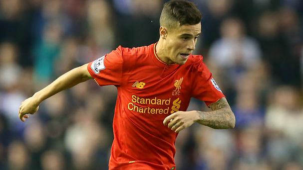 Playmaker Philippe Coutinho insists it is time for Liverpool to deliver a trophy
