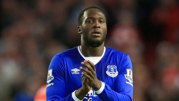 Romelu Lukaku's father says the striker will leave Everton this summer