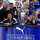 Leicester City are Premier League champions