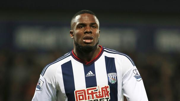 Victor Anichebe is leaving West Brom