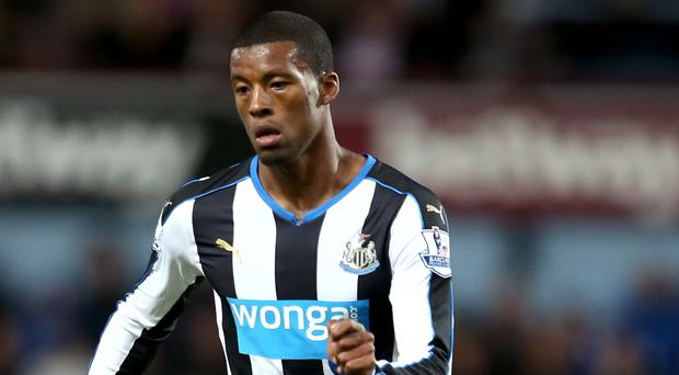 Georginio Wijnaldum's goals could not keep Newcastle from relegation
