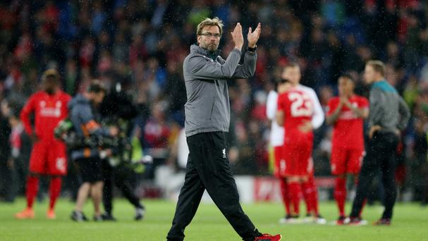 An absence from European competition may boost the Premier League prospects of Jurgen Klopp's Liverpool