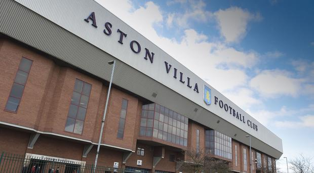 Aston Villa are in the Sky Bet Championship for the first time in the club's history