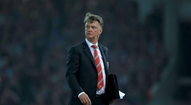 Louis van Gaal's Manchester United finished fifth in the Barclays Premier League this season.