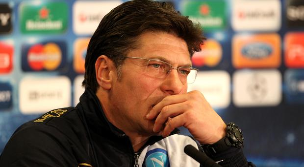 Walter Mazzarri is the new head coach of Watford