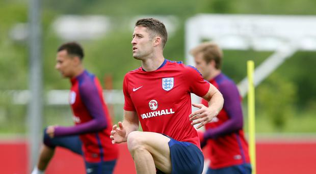 England's Gary Cahill has unfinished business at the European Championship