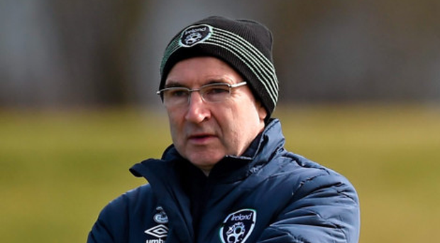 'O'Neill is breaking with the protocol of all his predecessors by keeping in as many as 35 players so close to the deadline.' Photo: Sportsfile