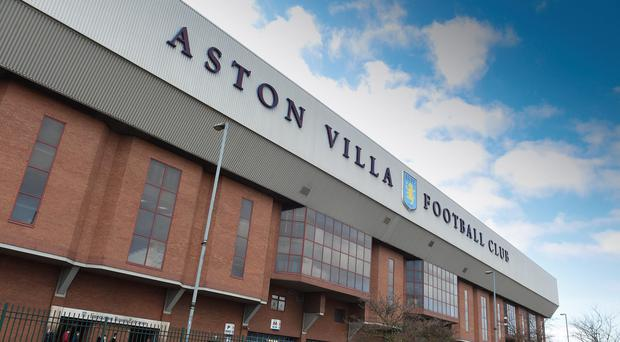 The bad times at Villa Park may not be over just yet. Photo: PA
