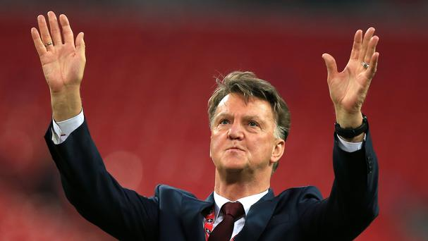 Louis van Gaal was sacked despite delivering the FA Cup