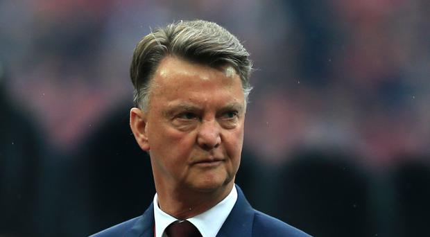 Louis van Gaal feels 'privileged' to have managed Manchester United