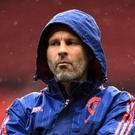 Ryan Giggs could be about to end his long associaion with Manchester United