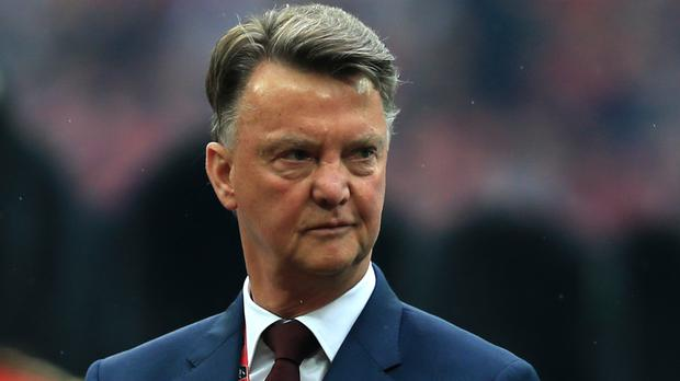 e070f7f1cf Louis van Gaal feels  privileged  to have managed Manchester United