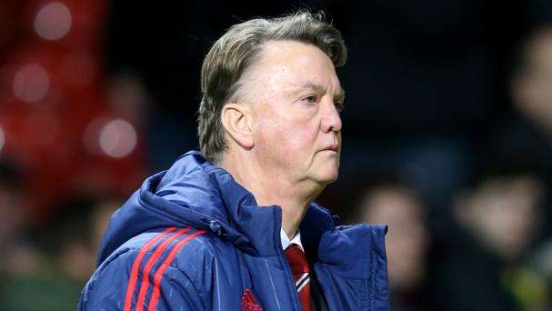 Louis van Gaal has overseen some poor results during his time at Manchester United
