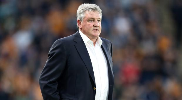 Steve Bruce feels Louis van Gaal's departure could have been handled better