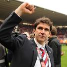Middlesbrough head coach Aitor Karanka is rebuilding his squad for life in the Barclays Premier League