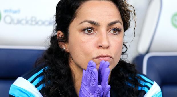 The dispute between former Chelsea first-team doctor Eva Carneiro, pictured,, Chelsea and their former manager Jose Mourinho could be played out over three weeks at an employment tribunal next month