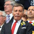 Stan Kroenke has increased his majority shareholding in Arsenal
