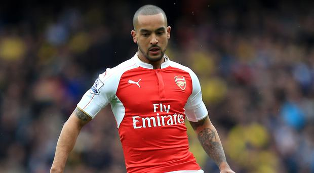 A frustrating season for Arsenal's Theo Walcott led to him being left out of England's squad for Euro 2016