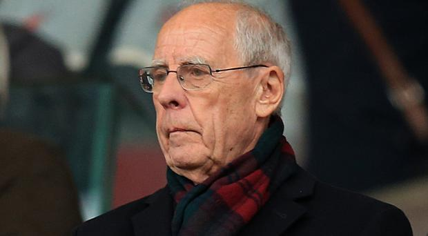 Stoke chairman Peter Coates wants a cap on payments to agents