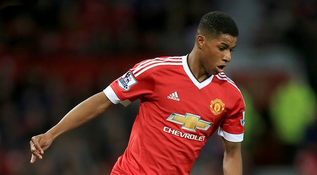 Marcus Rashford will remain at Manchester United until 2020