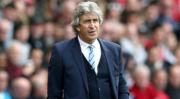 Manchester City manager Manuel Pellegrini harbours some regrets about the early announcement of his departure