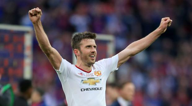Michael Carrick signed for Manchester United in 2006.