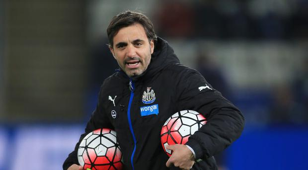 Fabio Pecchia has left Newcastle after being appointed boss of Serie A's Verona