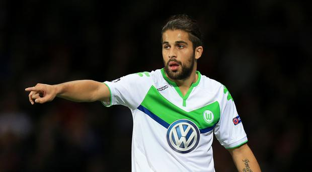 Wolfsburg defender Ricardo Rodriguez is reportedly a target for Manchester United and Arsenal.