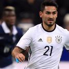 Ilkay Gundogan has joined Manchester City on a four-year contract