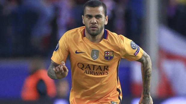 Dani Alves is leaving Barcelona after eight years at the Nou Camp