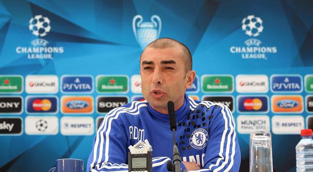 Roberto Di Matteo is expected to be officially named as Aston Villa manager on Friday