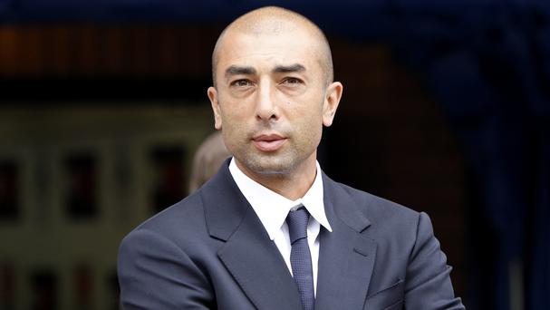 Roberto Di Matteo is back in English football for the first time since 2012 after being appointed manager of Aston Villa.