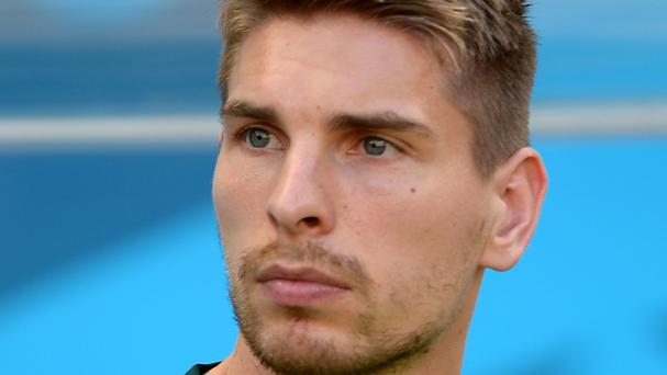 Ron-Robert Zieler becomes Leicester's first summer signing