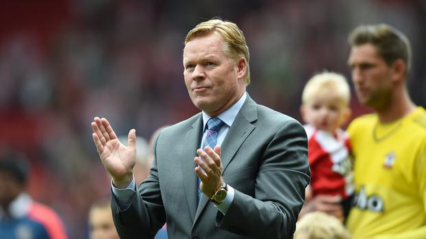 Ronald Koeman could be on his way out of Southampton