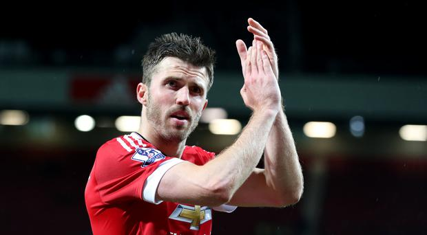 Michael Carrick has been with Manchester United for 10 years