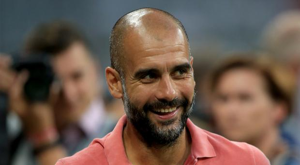 Pep Guardiola officially starts work as Manchester City boss next month