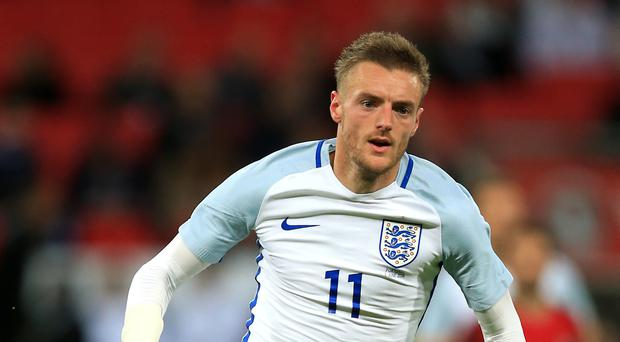 Jamie Vardy has a decision to make over his club future