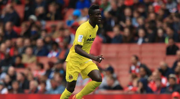 Villarreal's Eric Bailly has joined Manchester United