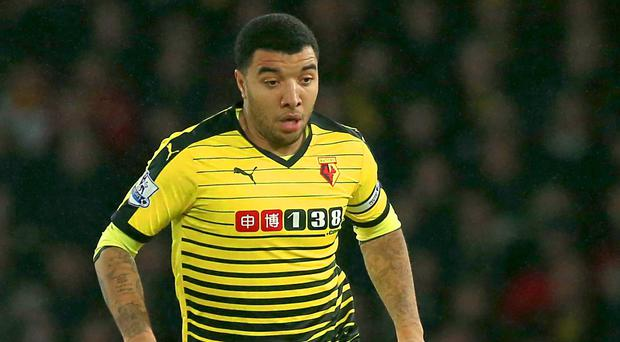 Troy Deeney reportedly wants to join Leicester