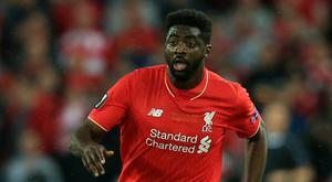Defender Kolo Toure is undergoing a medical at Celtic