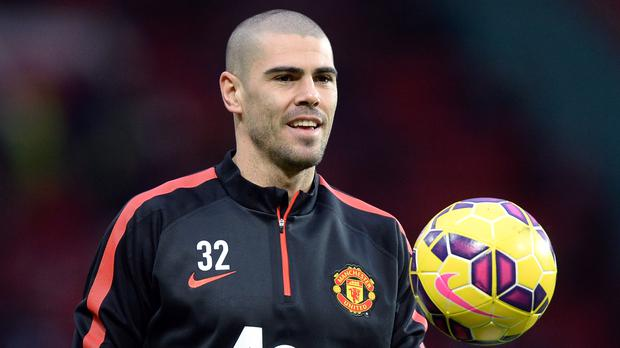 Victor Valdes has been released by Manchester United